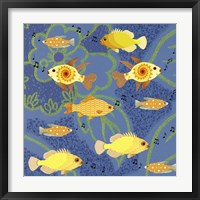 Fishtales 5 Framed Print