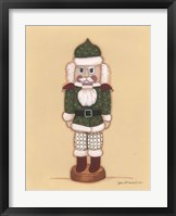 Nutcracker VII Framed Print