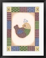 Chicken II Framed Print