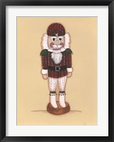 Framed Nutcracker I
