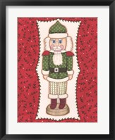 Framed Nutcracker VIII