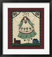 Joy Angel Framed Print