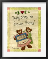 Framed Bear Hugs