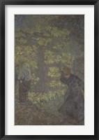 Framed Lilcas, c. 1899