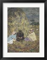 Framed Haystack, 1907-1908