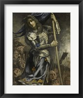 Framed Joan of Arc, 1930