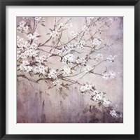 Framed White Elegance