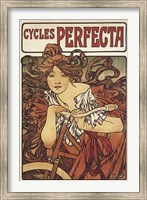 Framed Cycles Perfecta
