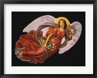 Framed Angel 6