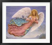 Framed Angel 8