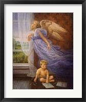Framed Angel 10