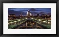 Framed Symmetries Of London