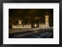 Framed Houses of Parliament