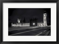 Framed Letters From London 2