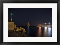 Framed Cyclops bay