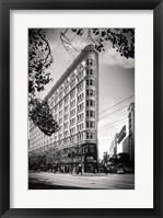 Framed Phelan Building
