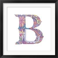 Framed B