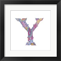 Framed Y