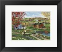 Framed Fall Sale