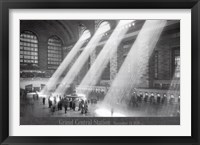 Framed Grand Central Station