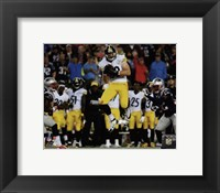 Framed Heath Miller 2015 Action