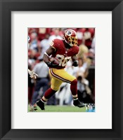 Framed Pierre Garcon 2015 Action