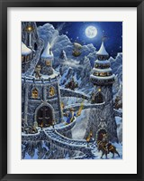 Framed Wizards Call to Arms