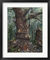 Framed Gnomes Sweet Home