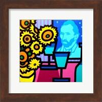 Framed Still Life With Vincent