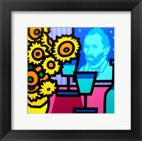 Still Life With Vincent Framed Print