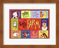 Framed Funny Farm