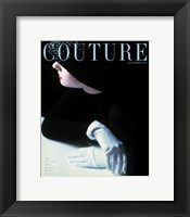 Framed Couture November 1955