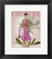 Framed Couture June 1955