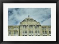 Framed Nashville Electric Service