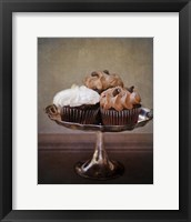 Framed Cupcake Trio