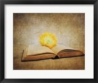 The Joy Of Reading Framed Print