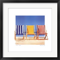Framed Summer Stripes