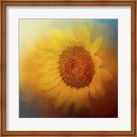 Framed Sunflower Surprise