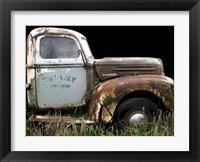 Framed 1947 Ford 1 Ton
