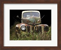 Framed 1947 Ford