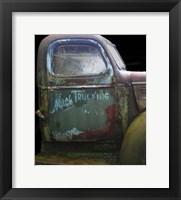 Framed Mac's GMC