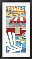 Trailer Park Framed Print