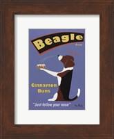 Framed Beagle Buns