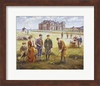 Framed St Andrews