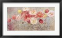 Framed Wild Poppies I