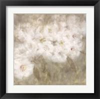 Framed Wild Flowers I