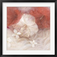 Framed Hibiscus IV