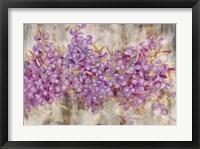 Framed Lavender Bells