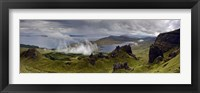 Framed Isle of Skye