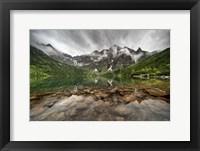 Morskie Oko II Framed Print